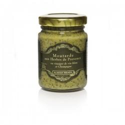 Moutarde aux Herbes de Provence 100g