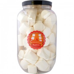 3-Hoekig Suikerzakjes(30 st.) Witte