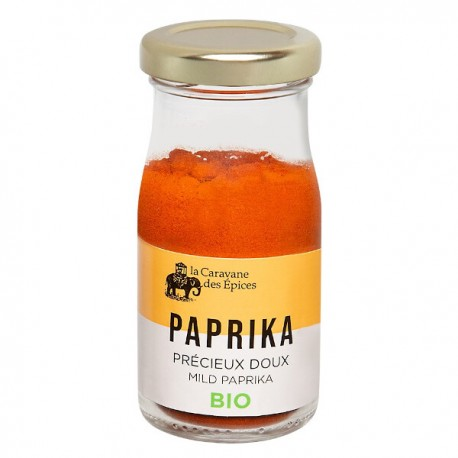 Paprika Precieux Doux BIO 35g