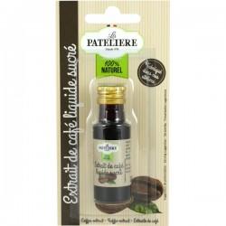 Vloeibaar gesuikerd Koffie-extract 20 ml