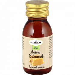 Natuurlijk karamel aroma 60 ml