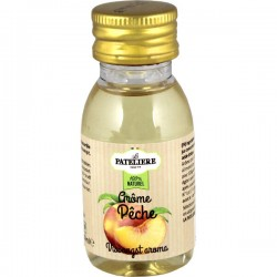 Natuurlijk perzik aroma 60 ml