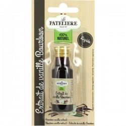 Bourbon vanille-extract 15% 20 ml