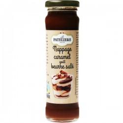 Karamelsaus met gezouten boter 200g