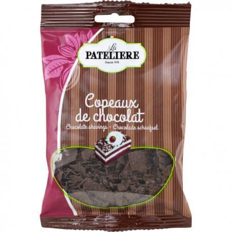 Chocolade schilfers 75g