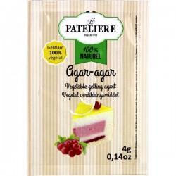 Agar-agar (plantaardigegeleermiddel) 20g