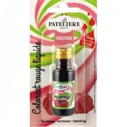 Natuurlijke Vloeibare kleurstof (rood) 20 ml