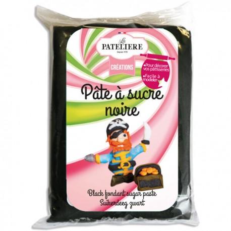 Zwarte suikerpasta  250g