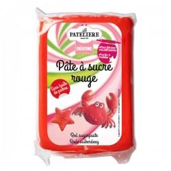 Rode suikerpasta  250g