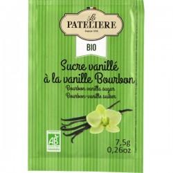 Natuurlijke vanille Bourbon suiker BIO 60 g