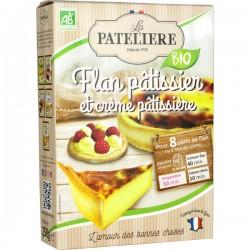 Préparation pour Flan pâtissier ou Crème pâtissière BIO 250g