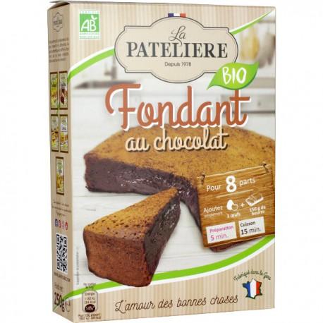 Bakkit voor chocolade fondant BIO 250g