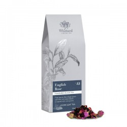 Losse thee pouches '19 English Rose 100g