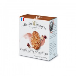 Biscuits Croustillants Noisette 60g