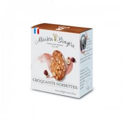 Biscuits Croustillants Noisette 60g