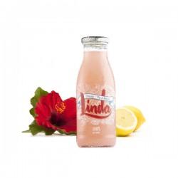 Roze limonade en hibiscus BIO 250ml