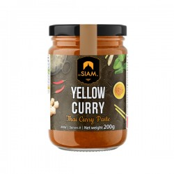 Pasta van gele curry 200g
