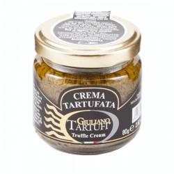 Truffelcrème (zomertruffel 2%) 80g