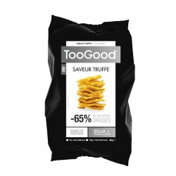 Gepopte chips met truffel (glutenvrij-vegan) 85g