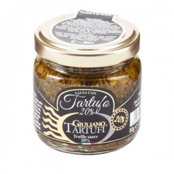 Truffelsaus 20% Extra (zomertruffel 20%) 80 g