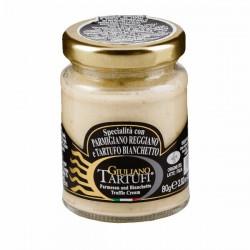 Creme van parmezaanse kaas en witte truffel 80g