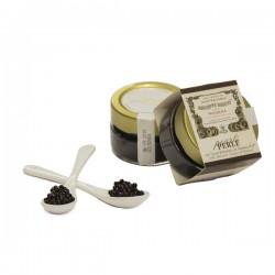 Zwarte balsamico parels 50g