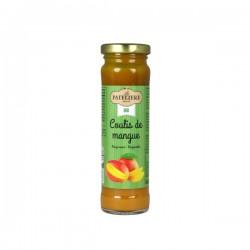 Coulis de mangue 75% de fruits 165 g