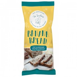 BIO Bananenbrood Spelt & Chocolade 350g