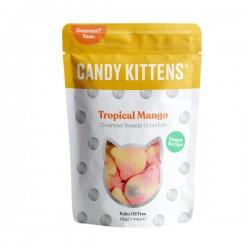 Zachte snoepjes tropische mango (vegan) 125g