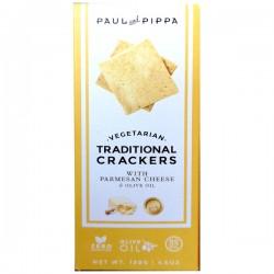 Artisan Crackers Parmesan 130g