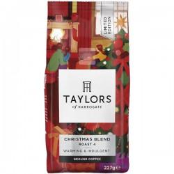 Geroosterde & gemalen kerst koffie 227g