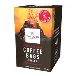 Hot Lava Java koffiezakjes 10s
