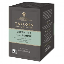 Green Tea with Jasmine thee 20s