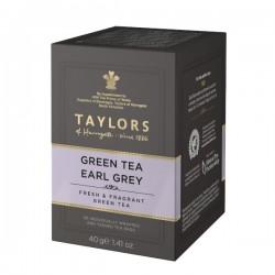 Green Tea Earl Grey thee 20s