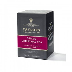 Spiced Christmas thee 20s