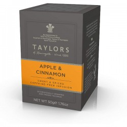 Apple & Cinnamon thee 20s