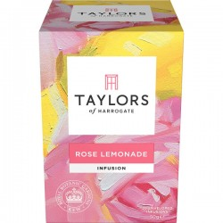 Rose Lemonade Infusion  thee 20s