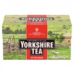 Yorkshire thee 40s