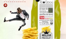 Les chips poppé de Too Good